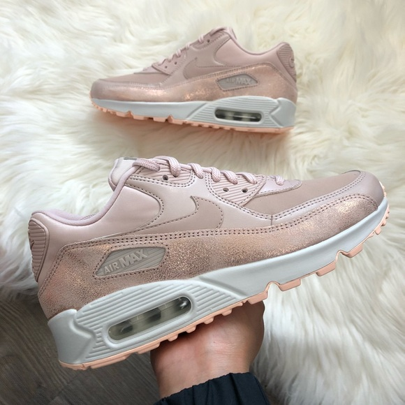 c12d4bff2dfc5 Nike Shoes | Brand New Air Max 90 Premium Particle Beige | Poshmark